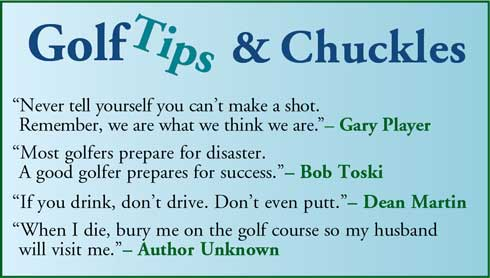 Golf Tips and Trivia